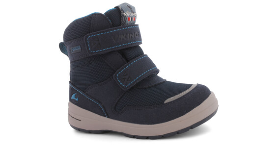 Viking Tokke GTX Shoes Kids Navy/Blue